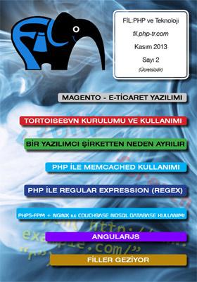 FİL: PHP ve Teknoloji Dergisi